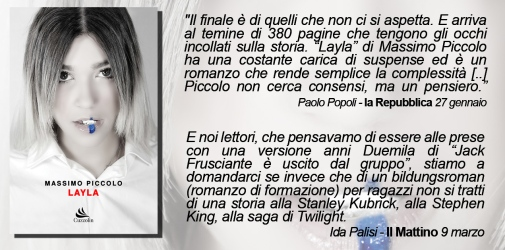 Layla Copertina